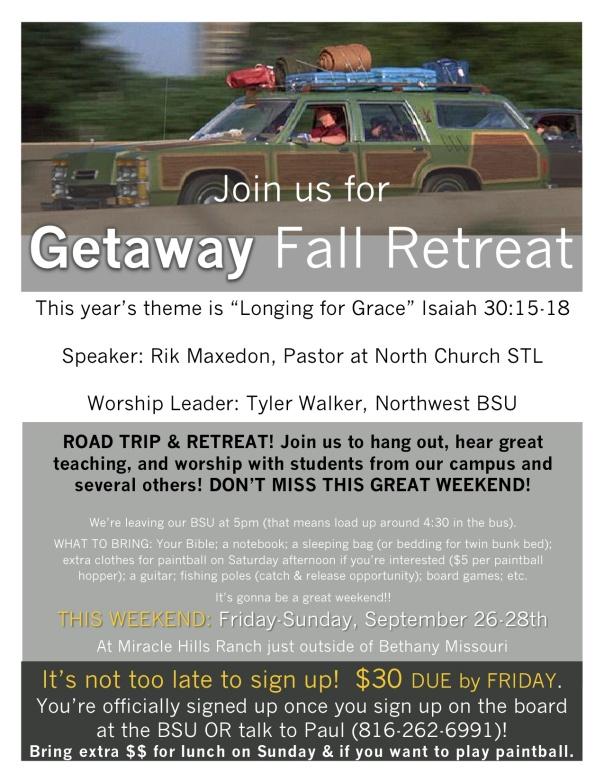Getaway 2014