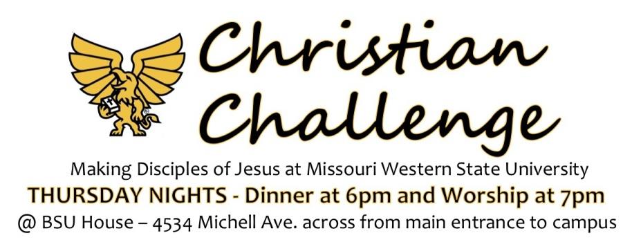 Christian Challenge Handbill